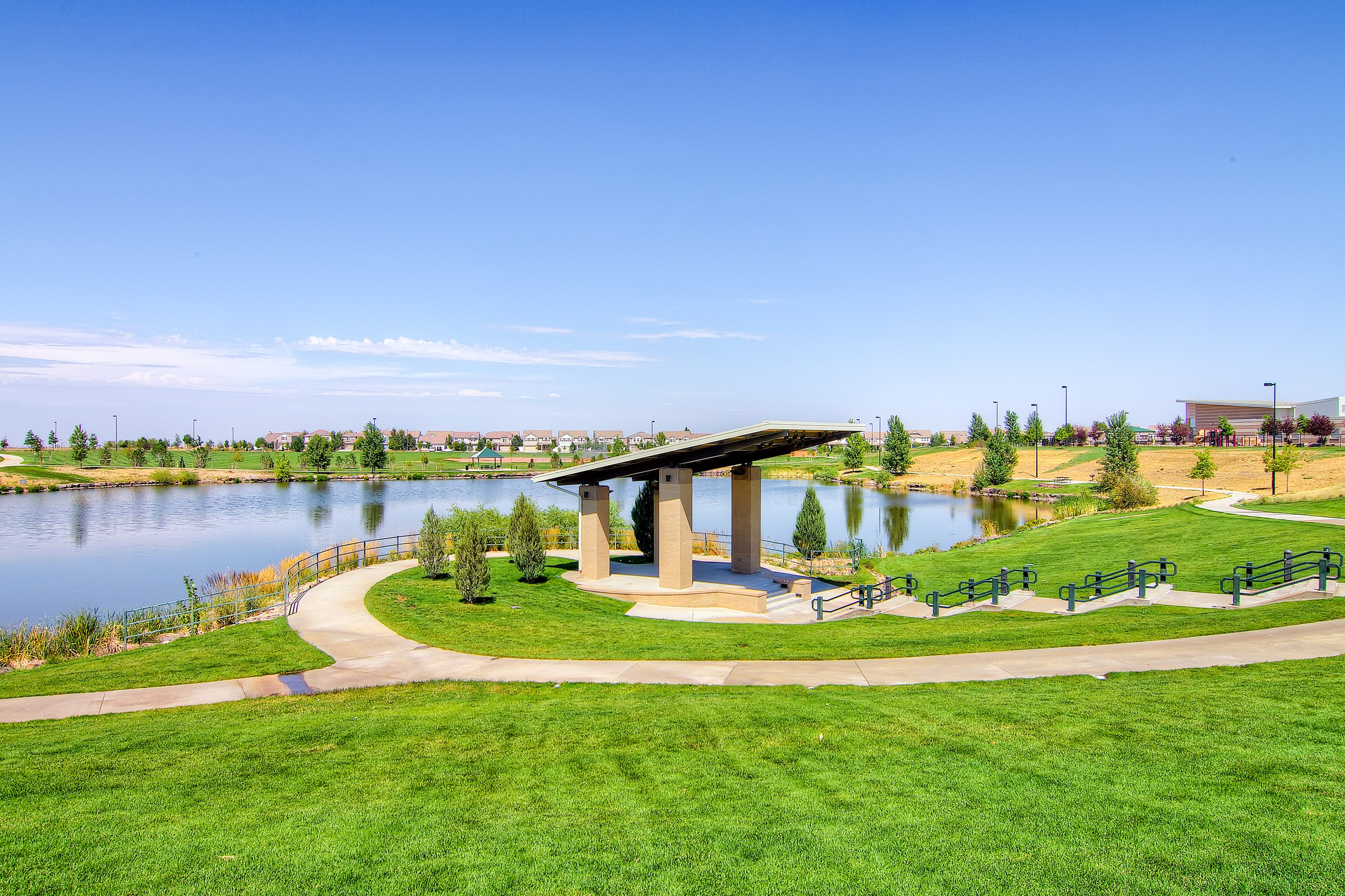 Green Valley Ranch Colorado >> Amphitheater At Green Valley Ranch An Oakwood Home Community