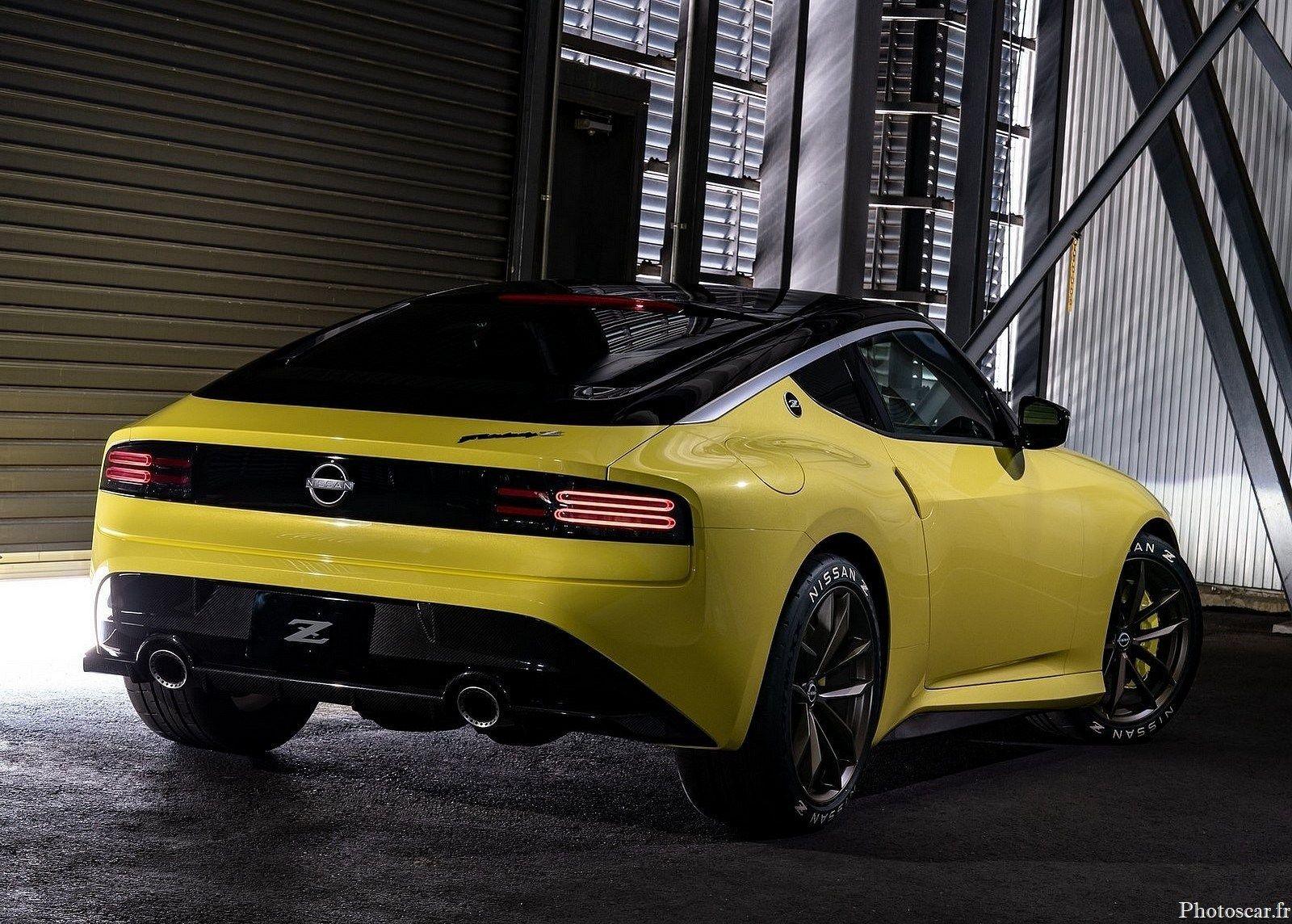Nissan Z Proto Concept 2020 Eléments de style Z