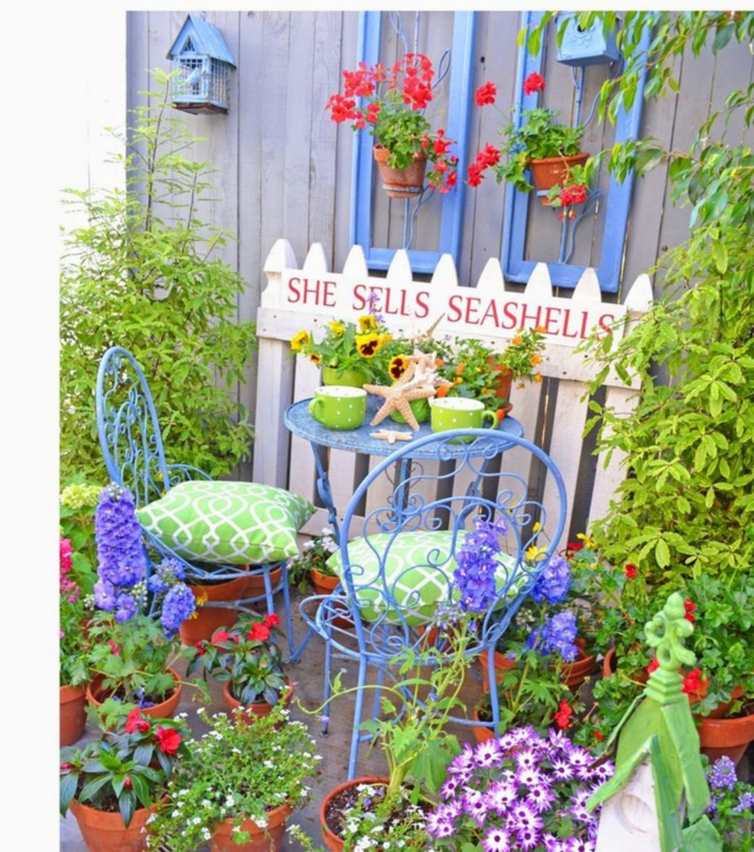Summer Garden Decoration Ideas