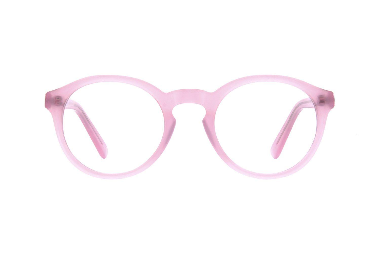 5af16a407b Pink Round Acetate Eyeglasses  100419