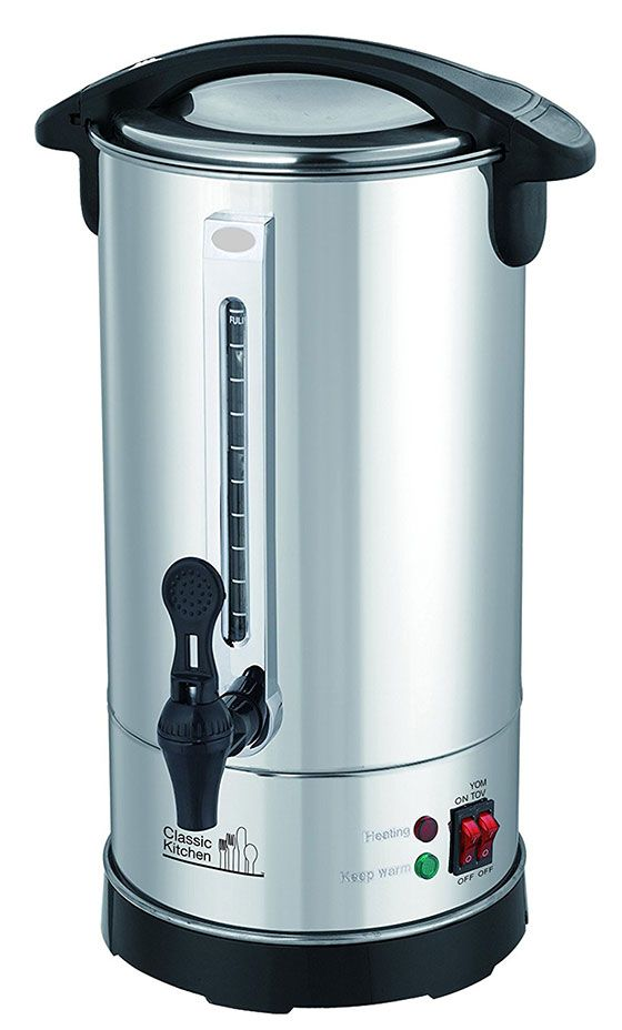 Stainless Steel Hot Water Urn For Shabbat Water Boiler Coffee Urn Hot Water