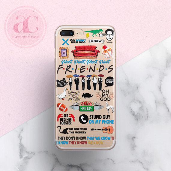 friends iphone case 8