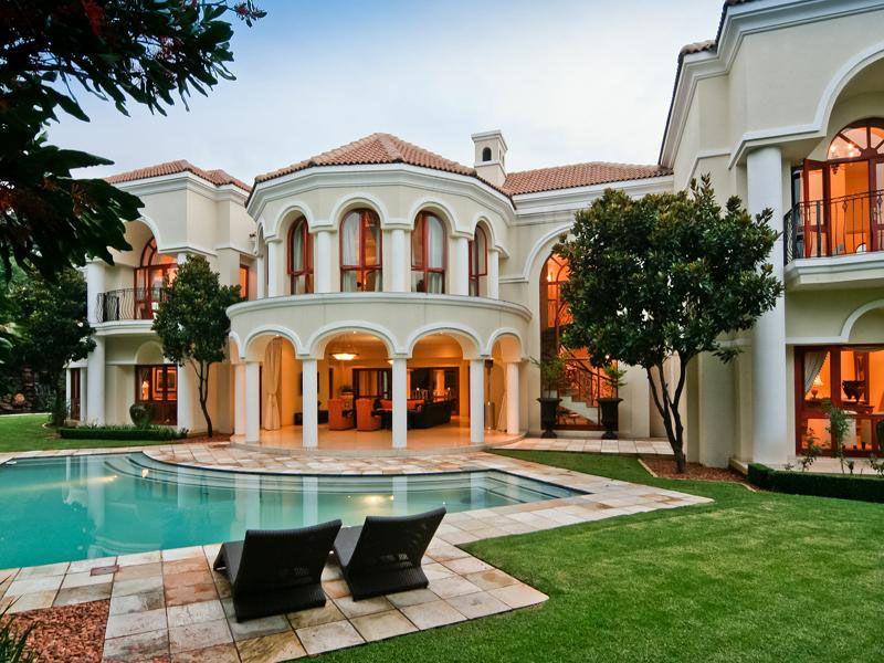 Exquisite Mansion In South Africa Idesignarch Interior Design Architecture Interior Decorating Emagazine Mansions Beautiful Homes Mansions Homes