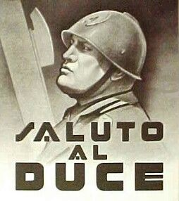 1000+ images about Benito Mussolini - Il Duce on Pinterest ... |Mussolini Propaganda Slogans