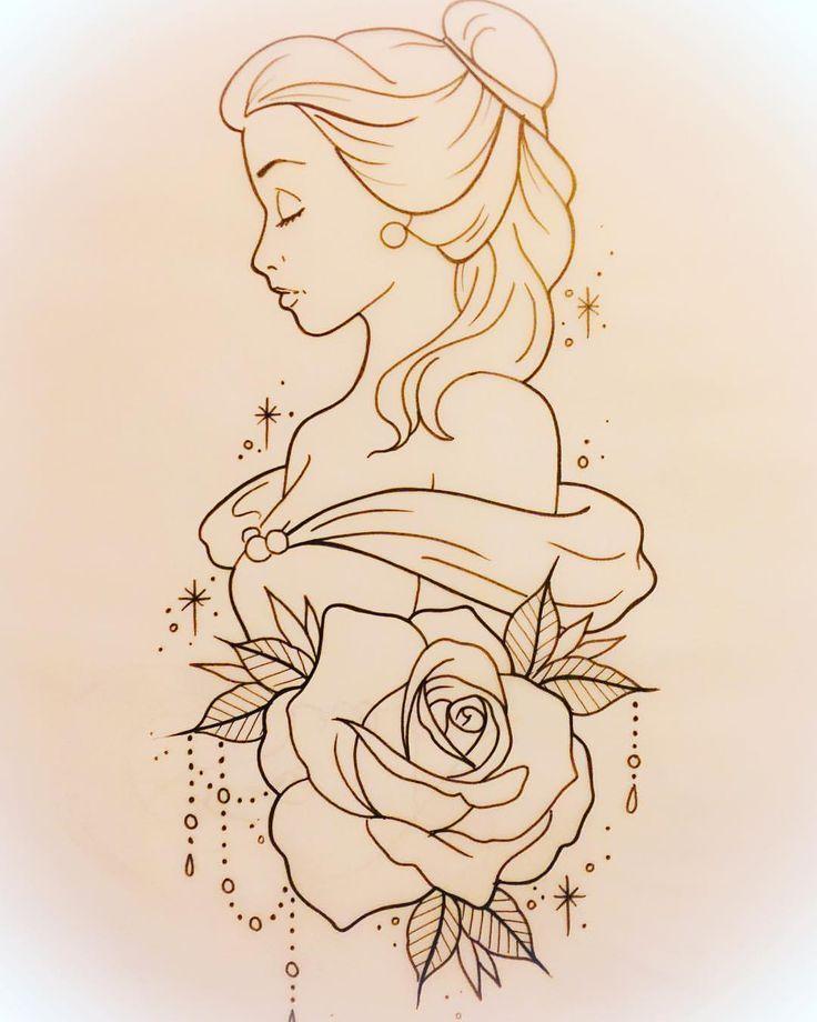 Verfügbares Design! #belle #beautyandthebeast #beaut … – #beaut #beautyandthebeas … – heart   – Zeichnen