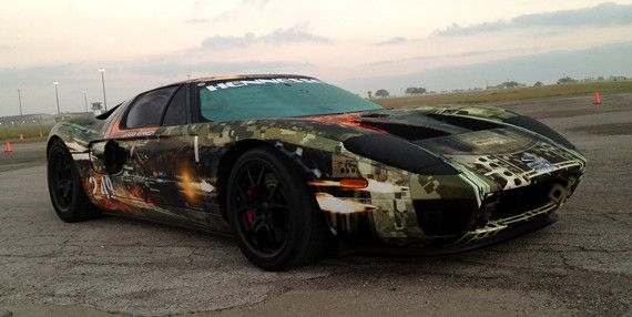 "Ford GT ""Hennessey"""
