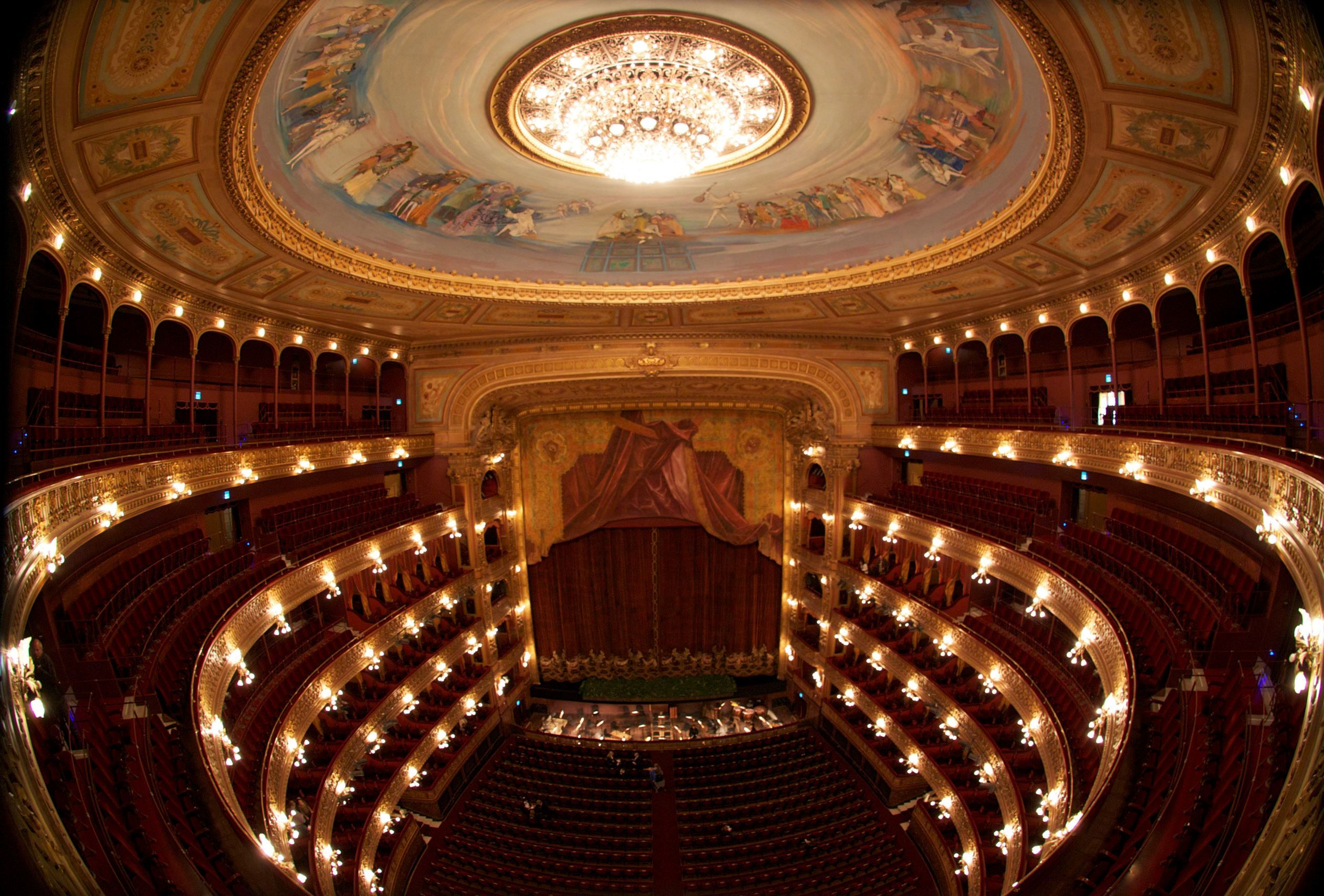 Countdown: TripAdvisor's top 25 cities of 2014. Teatro Colon, one of Buenos Aires's highest ranked (Trip Advisor) attractions.