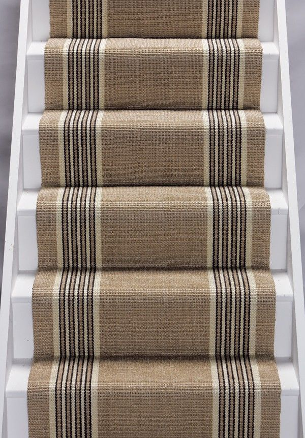 Stair Carpet Runner Stairs Painted Ideas Tags Treads Striped Staircase Makeover
