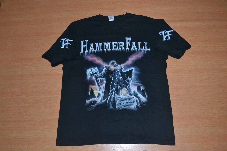 Hammerfall Chapter V Unbent Unbowed Unbroken