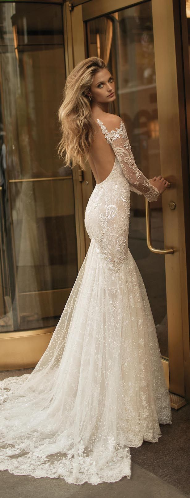 Redneck wedding dress  Berta Bridal Fall  Collection in   Wedding  Pinterest