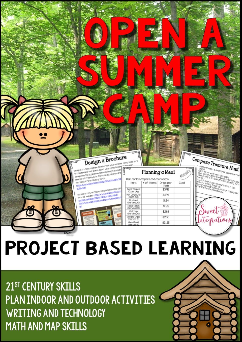 21++ Summer camp games for small groups treatment