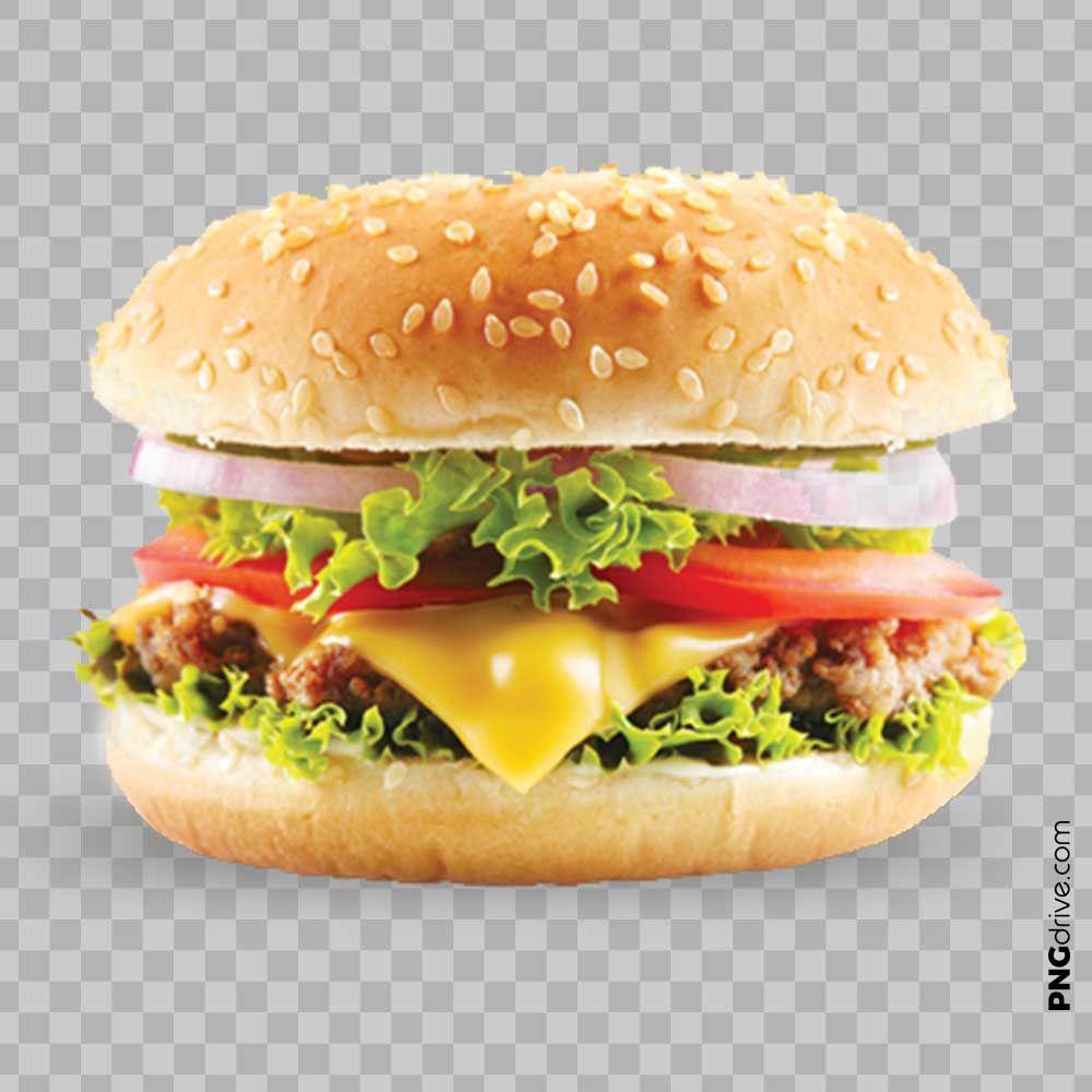 Pin By Png Drive On Burger Png Image Food Png Burger Ham And Cheese