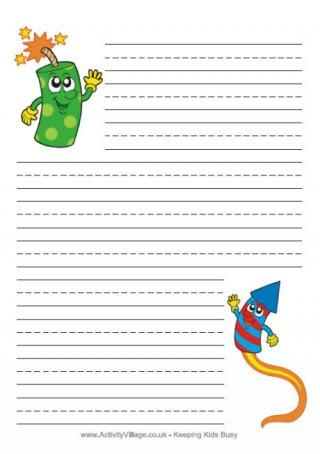 Two writing paper designs School Pinterest Writing paper