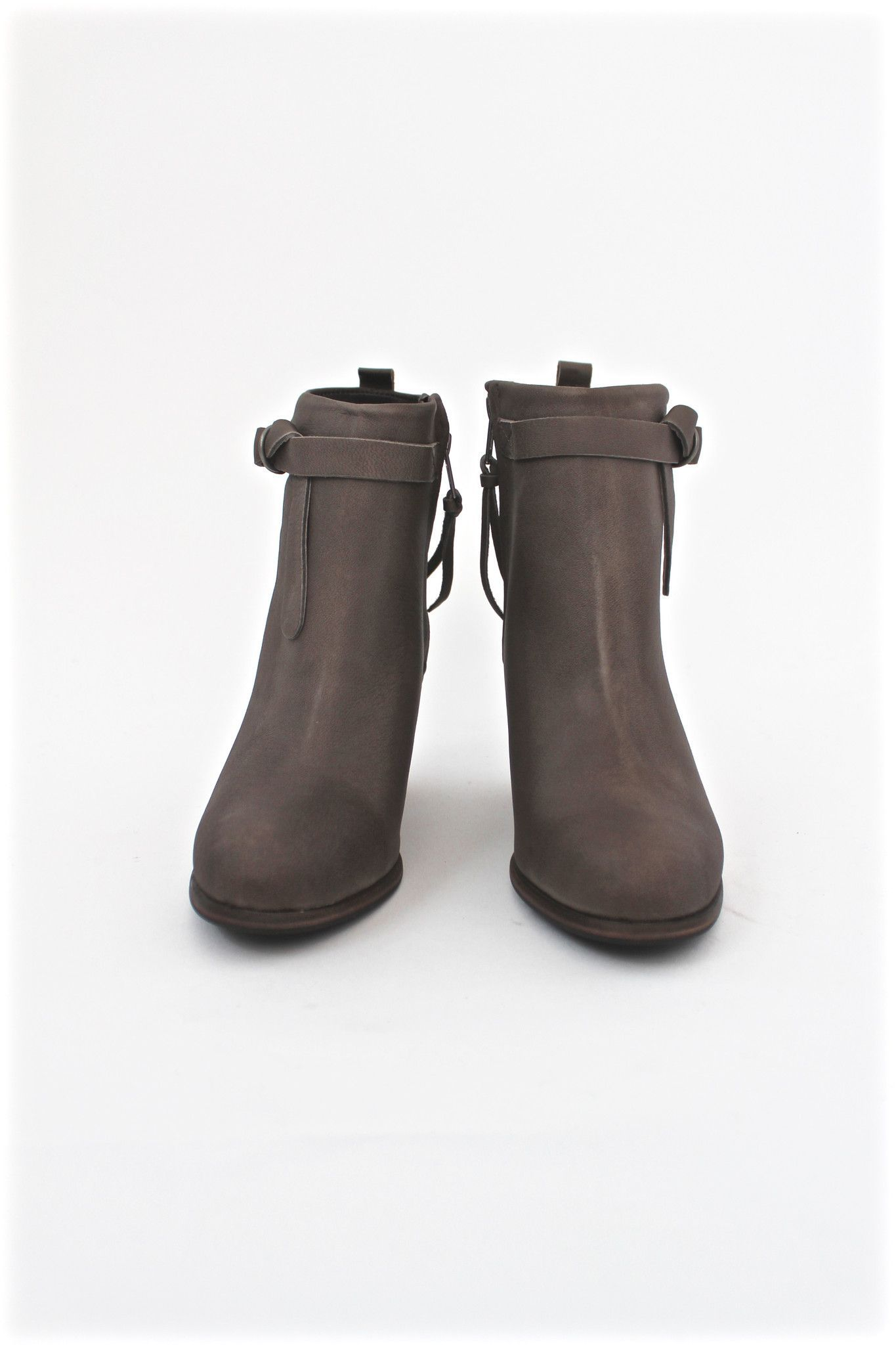 ankle boot - soil
