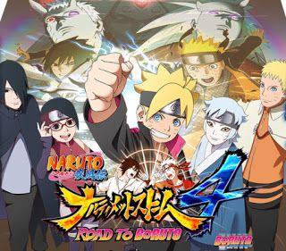 Download Naruto Shippuden Ultimate Ninja Storm 4 Road To Boruto Dlc