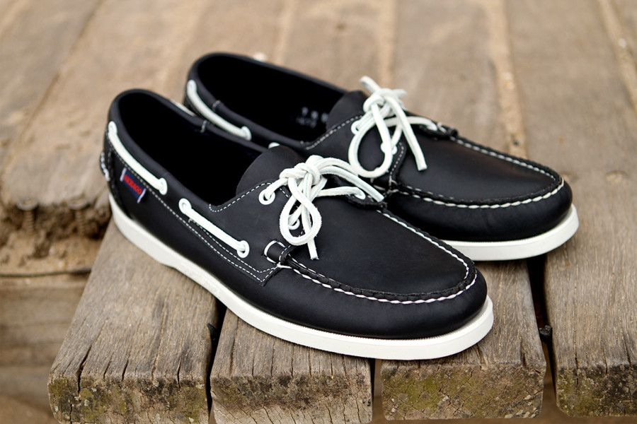 Sebago Dockside Blue Nite