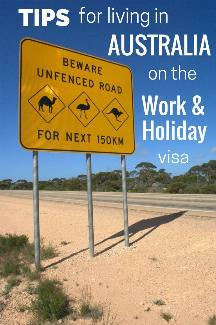 Tips for preparing to go to Australia on the Work and