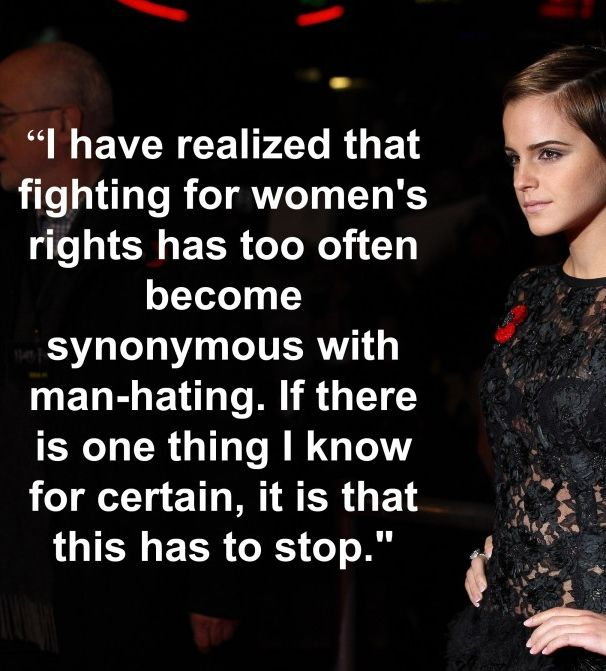 Women's Rights Quotes Simple Has To Stopemma Watson  Emma Watson Wisdom And Famous Quotes