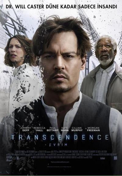 Evrim – Transcendence 2014 (HDRip XviD) Türkçe Altyazılı | Film indir - Tek Link Film indir, Hd film indir
