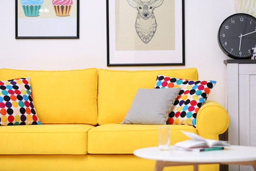 35 Sofa Throw Pillow Examples