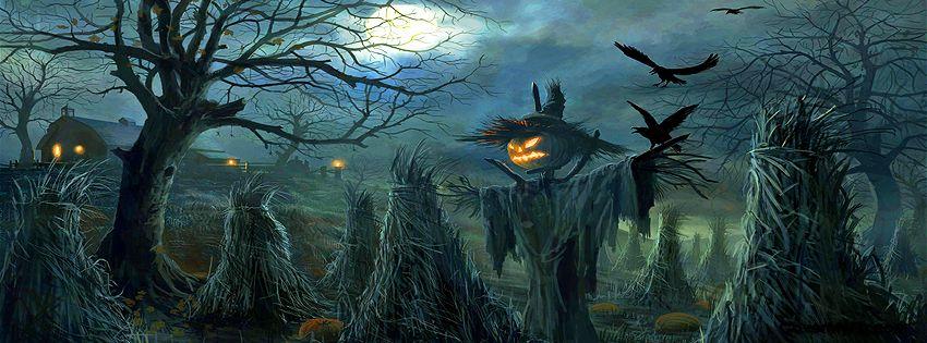 Creepy Scarecrow Facebook Covers Creepy Scarecrow Fb Covers Creepy