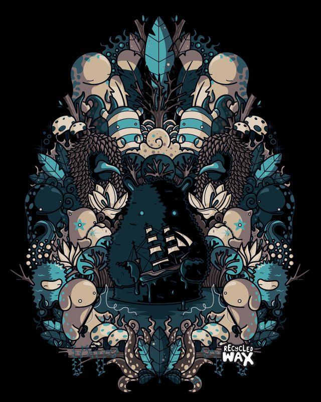 Hollow by recycledwax.deviantart.com on @deviantART