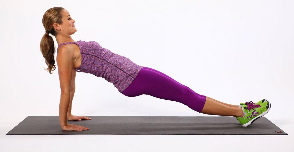 Top 8 bài tập thể dục giảm mở bụng toàn thân tại nhà cho mấy chế - ảnh 6.