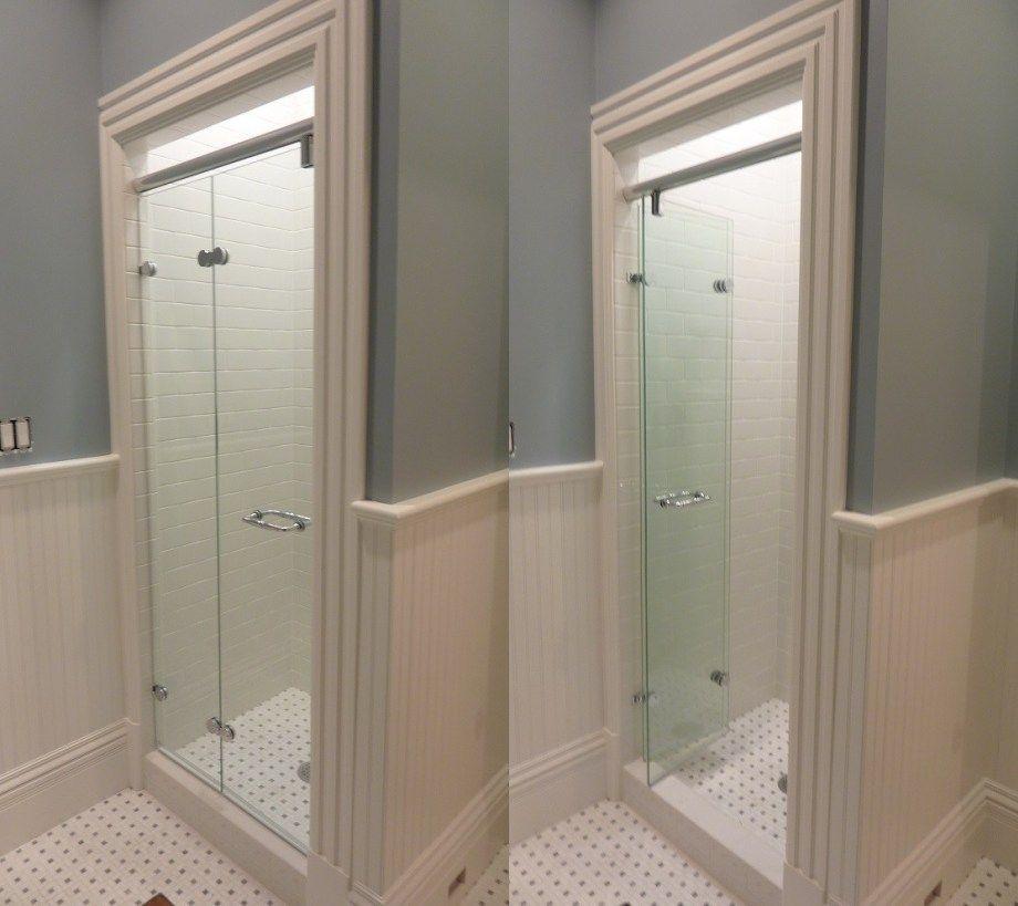 Wilson Glass Bi Fold Custom Shower Doors Glass Shower Doors Bifold Shower Door