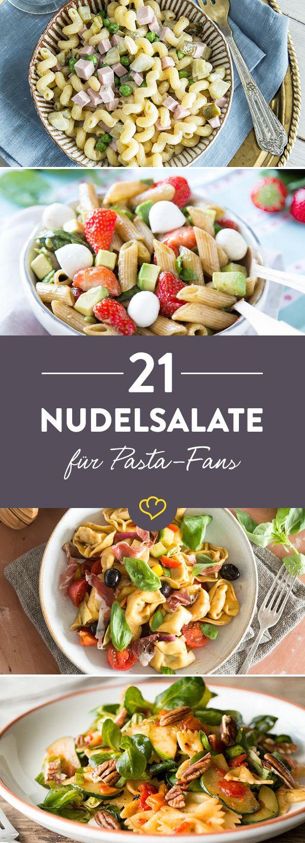 Photo of Nudelsalat Rezepte: 21 Ideen von klassisch bis mediterran