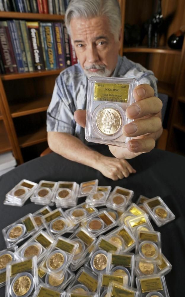 A California Couple Found $10 Million In Gold Coins In ...