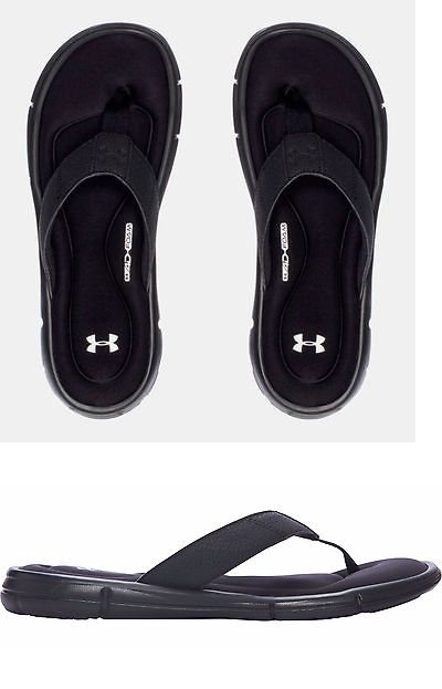 e1cb8969cb5c Sandals and Flip Flops 11504  Under Armour Men S Ignite Ii Thong Flip Flops  New!! -  BUY IT NOW ONLY   42.55 on eBay!