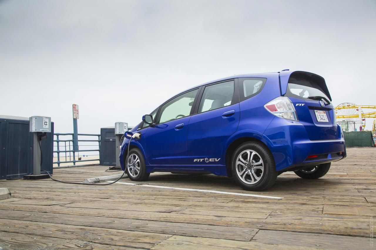 2013 honda fit ev vehicles honda fit electric cars
