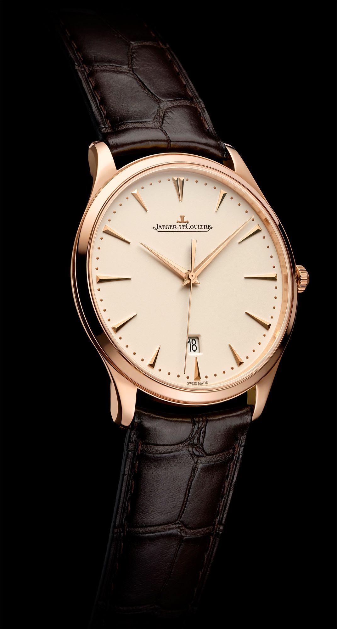 abe9711c087 Jaeger-LeCoultre Master Ultra Thin Date