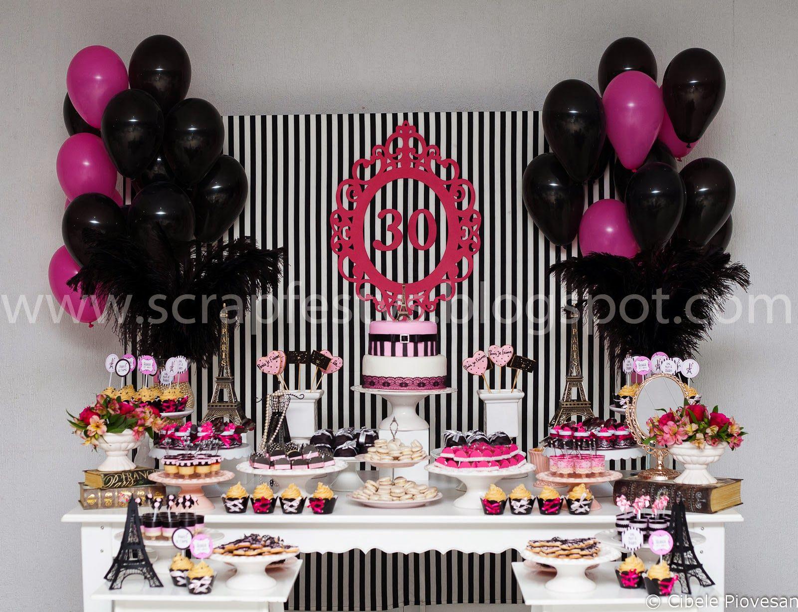 Muitas vezes festa paris adulto - Pesquisa Google | festa 30 anos | Pinterest  LN84