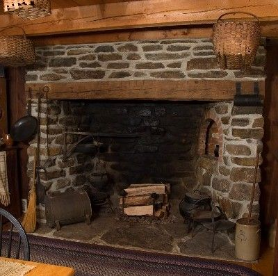 Custom colonial home reproductions colonial homes and decor walk in fireplace photos teraionfo