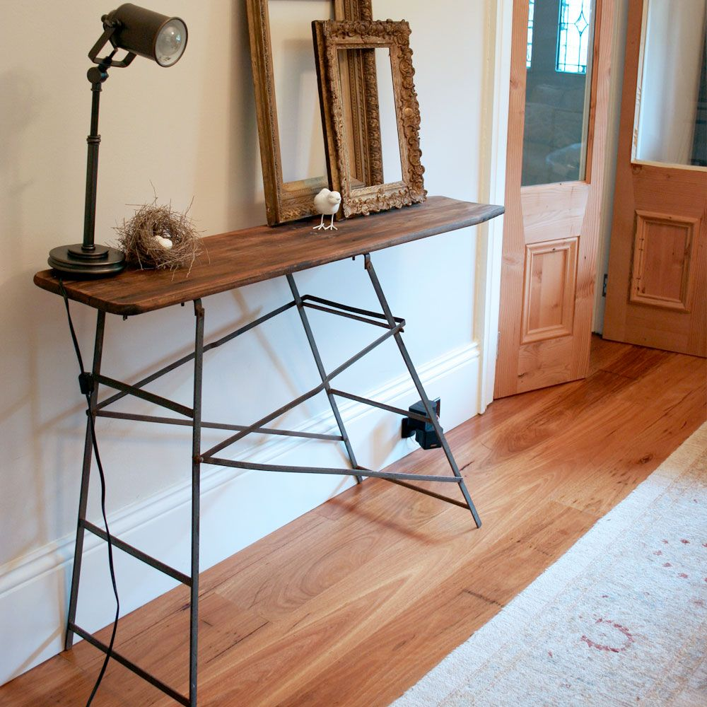 So Many Ways To Use An Old Wooden Ironing Board Bijou