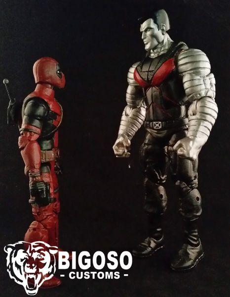 mcu deadpool (Marvel Legends) Custom Action Figure | Custom