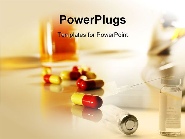 Pharmacy Powerpoint Presentation Templates Free Download
