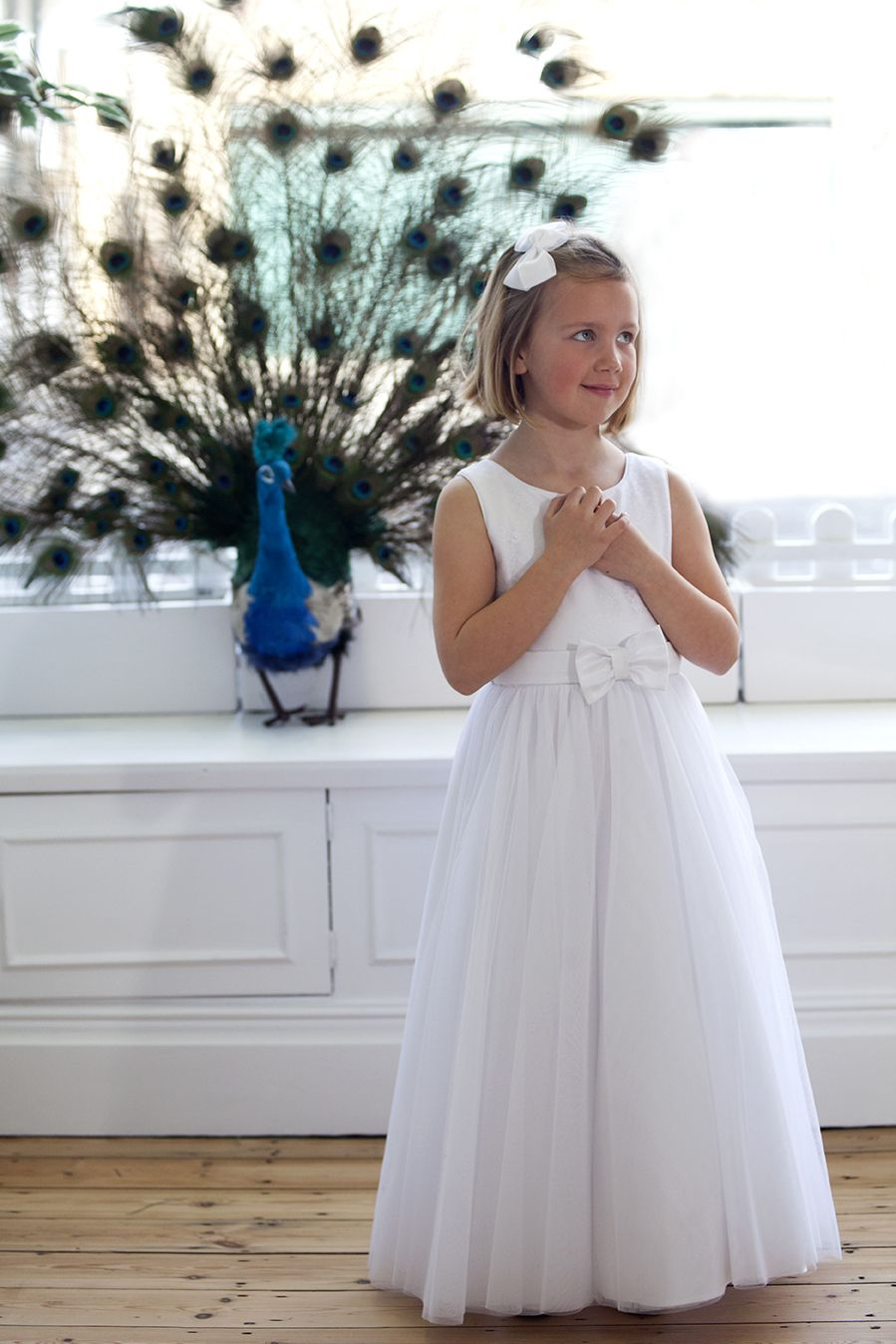 Magical Mia in Ivory...