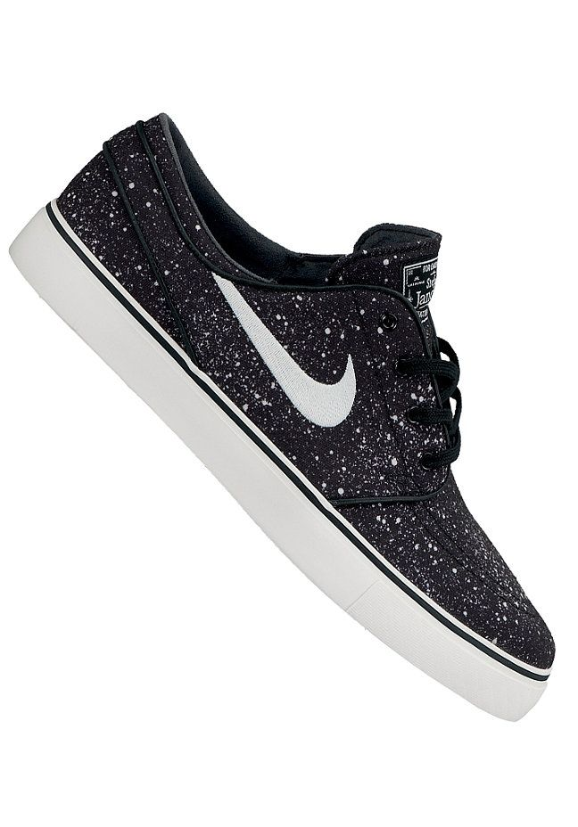 buy popular 0f119 1e1c9 NIKE SB Zoom Stefan Janoski Premium - Sneaker für Herren - Schwarz    Fashion   Nike shoes, Nike, Sneakers