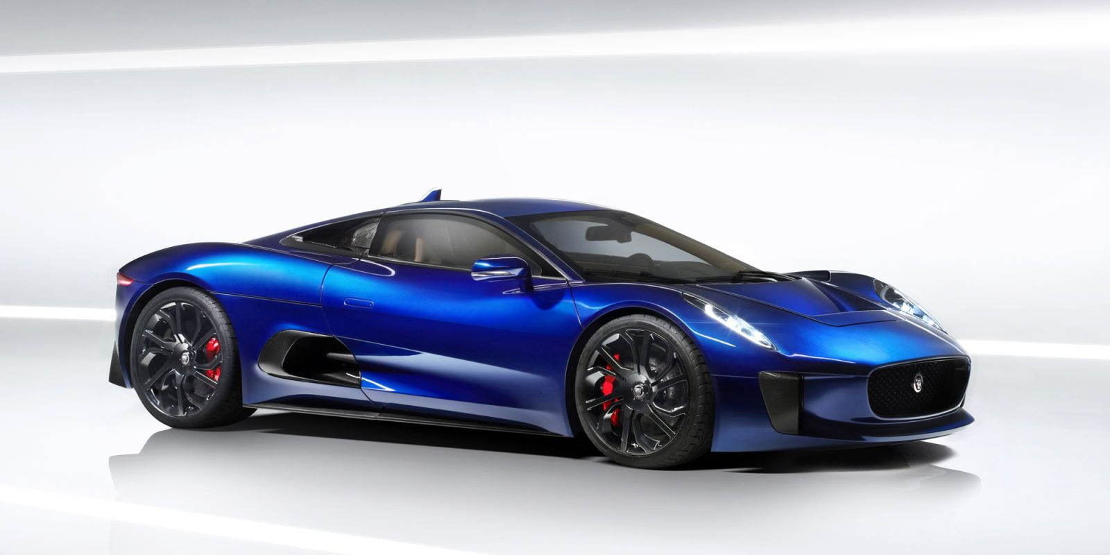 The New Bond Villain Car Isn T New But It Is Gorgeous Sports Car Super Cars Jaguar
