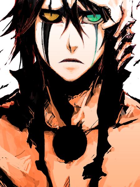 Ulquiorra Cifer = possibly my favorite Bleach character