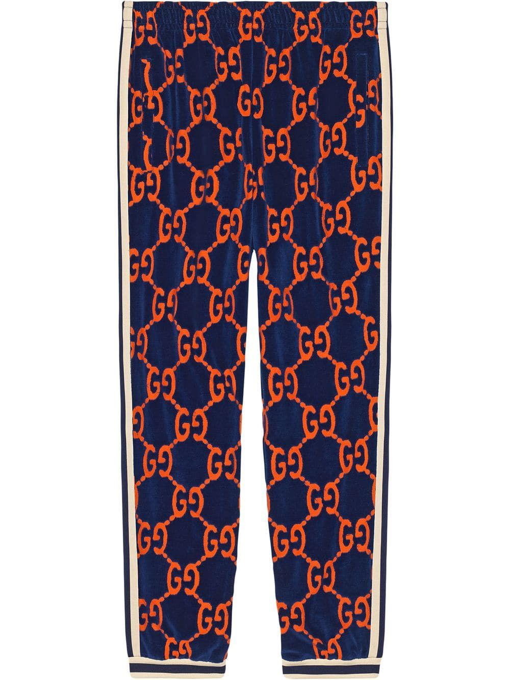 1f6c02de6 GUCCI GG chenille jogging pants. #gucci #cloth # | Gucci in 2019 ...