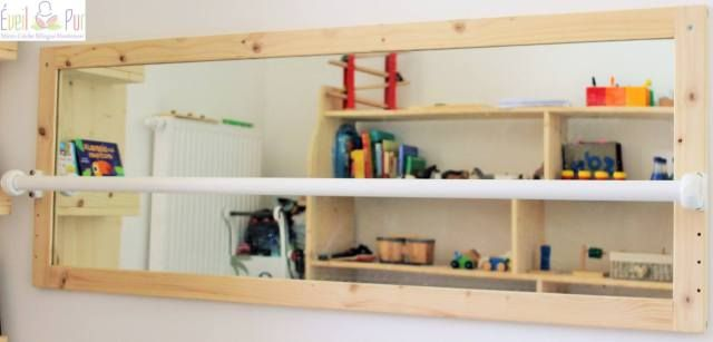 miroir-montessori-01 | déco babies | Camas para niñas, Muebles para ...