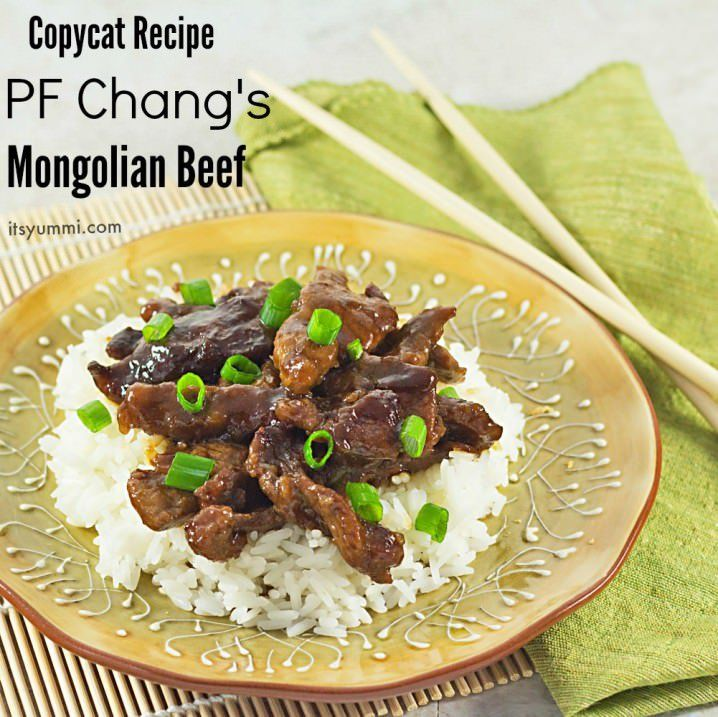 Copycat Pf Changs Monglian Beef One Of The Best Pf Changs