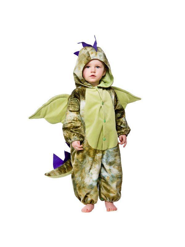 Dinosaur Kids Fancy Dress Fairy Tale Book Week Dragon Boys Girls Child Costume