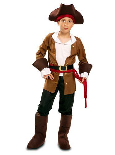de2946c5f Disfraz de pirata aventurero para niño | fashion for dogs | Disfraz ...