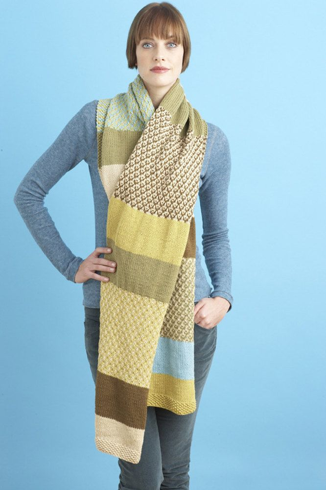 Comfort Colors Shawl in Lion Brand Cotton-Ease - 81031AD ...