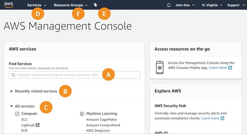 Aws cloud basics in 2020 software development kit