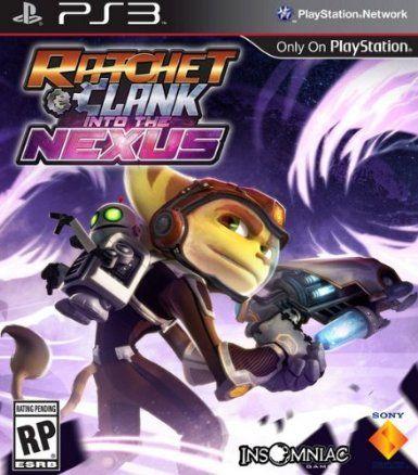 Ratchet & Clank - Nexus - [PlayStation 3]: Amazon.de: Games